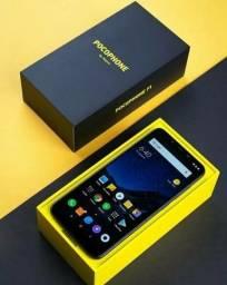 Smartphone POCOPHONE F1 128gb 6gb ram