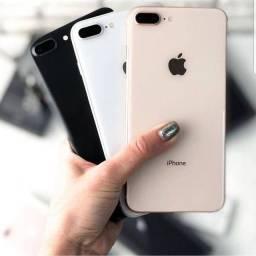 iPhone 8plus 64gb todas as cores + garantia