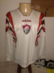 Camisa do Fluminense 2002 Adidas # leia o anúncio