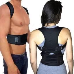 Corretor de Postura Para Dor e Desvio de Coluna