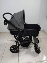 Carrinho de bebê KIDDO EXPLORER - Moisés, passeio e bebê conforto