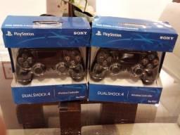 Controle Sony Wireless para PS4 (sem fio) - Novo e na embalagem
