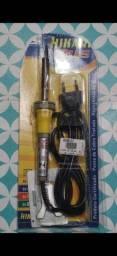 Ferro de Soldar<br>25W 127V Hikari Modelo: Plus SC-30