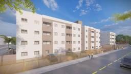 Apartamento em Muçumagro com 02 quartos sendo 01 suite