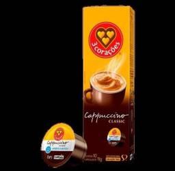 Título do anúncio: Cápsula de Cappuccino Classic TRES 3 Corações