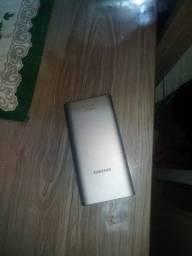 Vendo carregador portatil power bank Samsung  10000