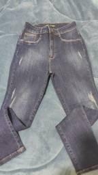 Calça jeans Lança Perfume Tam 36