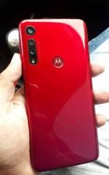 Moto G 8 play 6 meses de uso