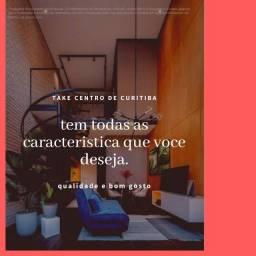 °AM- você quer morar no centro de Curitiba com qualidade e conforto!.