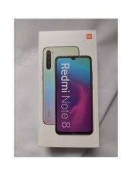 Compre Aqui! Redmi Note 8 da Xiaomi.. Novo Lacrado com Entrega hoje!