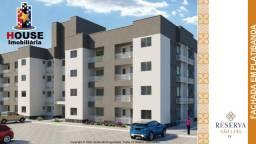 condominio reserva são luis, com 2 quartos.