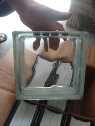 Título do anúncio: Tijolinho de vidro Novo