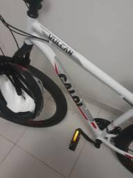 Bicicleta Nova Caloi Vulcan
