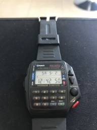 Relógio Cássio controle remoto