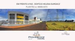 Apartamento com 1 dormitório para alugar, 55 m² por R$ 750,00/mês - FAG - Cascavel/PR
