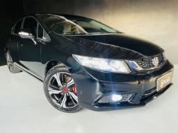 Título do anúncio: Civic LXR 2.0 Automático Flex 2015