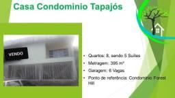 casa no condomínio tapajós - R$ 600 mil
