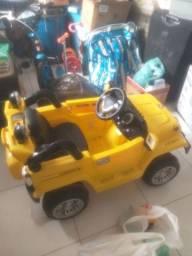 Carro elétrico para criança aceito propostas