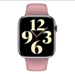 Título do anúncio: Smartwatch Relogio Pulso Hw16 Lançamento 44mm Monitor Oferta