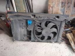 Kit radiador completo do C4 e 307
