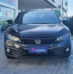Título do anúncio: Honda civic G10 Sport 15.000km 2020 único dono falar com Mayara