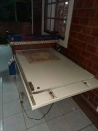 Máquina  de corte e vinco  Brawel CVBNA800