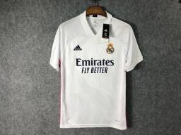 Camisa Real Madrid Tailandesa