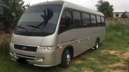 Ônibus bem conservado - leia a descrição
