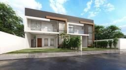 Título do anúncio: Sobrado com 3 dormitórios à venda, 156 m² por R$ 520.000,00 - Volta Ao Mundo I - Itapoá/SC