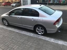 Civic LXL, 2009/2009, automático - 2009