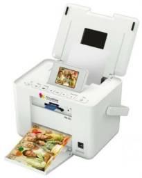Impressora Fotográfica Portátil Epson Pm225 Picture Mate Jato de Tinta