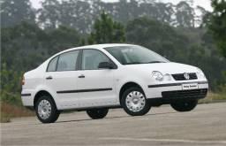 Vw - Volkswagen Polo Sedan * Novo - 2006