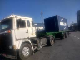 Carreta Randon (Container)