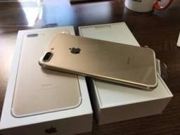 IPhone 7 Dourado (novo) 1Ano Garantia
