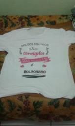 Camisa do Bolsonaro