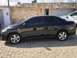 Corolla GLI 2011/2012, carro extra - 2012