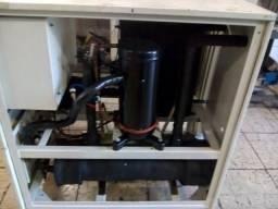 Unidade de água gelada (chiller)