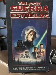 Star Wars trilogia original VHS- 1995 remasterizado