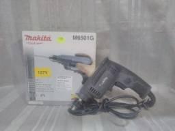 Furadeira Makita M6501G 230w 127v
