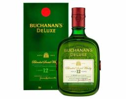 Whisky Buchanan's De Luxe (12 Anos) - 1000 Ml