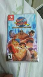 Jogo Street Fighter Nintendo Switch
