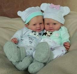 Bebes reborn kit/molde marc e mary