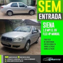 Siena EL 1.0 - SEM ENTRADA - 2010