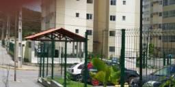 Apt-02 quartos,sala p/02 amb.cozinha,wc e área de serviço-condomínio com toda segurança