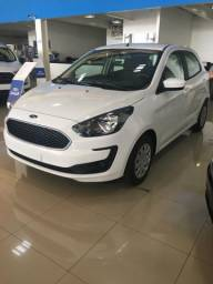 Novo Ford KA SE 1.0 2019 com Taxa 0% - 2019