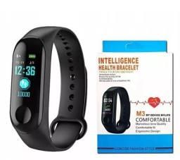 Smartband M3 Bluetooth 4.0 Sports Monitor Cardíaco
