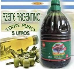 Azeite de Oliva Argentino 5 L Valle Voejo