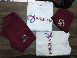 Uniforme colégio Anchieta R$ 40,00