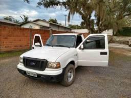 Ford Ranger 2005 turbo diesel C.Simples completa - 2005