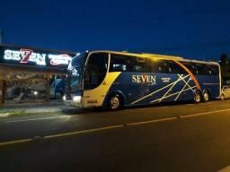 Onibus 40 lugares leito.Aceito automovel,microonibus ou imovel na troca. - 2007